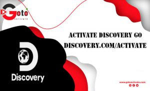 Discovery Go activate