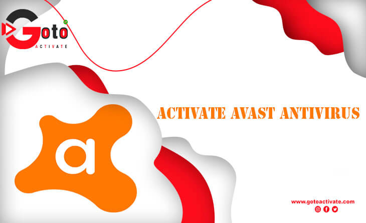 How to activate Avast Antivirus using the product key?