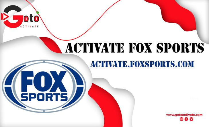 activate fox sports