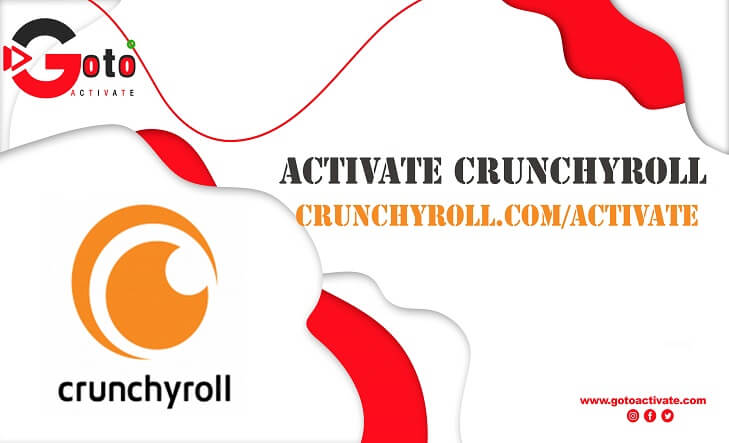 How To Activate Crunchyroll | Watch Crunchyroll On Streaming Device