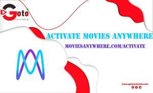 movies anywhere activate