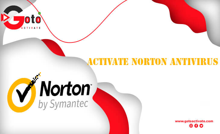 How to activate Norton Antivirus by using the product key?