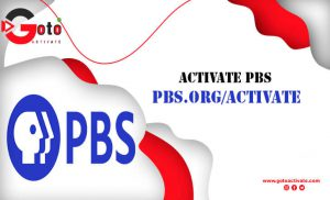 pbs activate